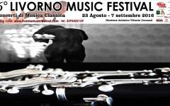 Al via il «Livorno Music Festival», dal 23 agosto al 7 settembre 2016