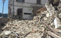 Terremoto: don Louis Cangonga, originario del Congo, parroco di Arquata del Tronto, non conosceva il sisma