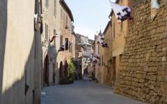 Il borgo di Montisi