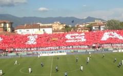 Calcio Pisa: la protesta dei tifosi fa annullare l'incontro col Celta Vigo