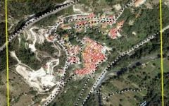 Terremoto: prime immagini dallo spazio dei danni causati dal sisma