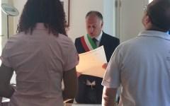 Montignoso, unioni civili: prima cerimonia in Toscana grazie al decreto ponte del ministro Alfano