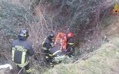 Arezzo: albergatore di 59 anni morto in moto. Precipitato in un dirupo a Badia Tedalda