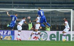 L'Empoli batte il Crotone (2-1) con un grande Pasqual: suoi gli assist per i gol di Bellusci e Costa. Pagelle
