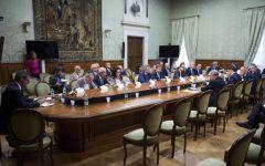 Casa Italia: parte il progetto, Palazzo Chigi consulta enti territoriali e parti sociali