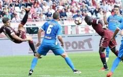 Calcio, Empoli: buon punto (0-0) in trasferta in casa del Toro. Pagelle