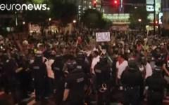 Charlotte (USA): il sindaco proclama il coprifuoco, dopo le proteste per la morte di un afroamericano