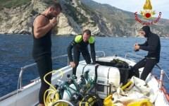 Castiglione della Pescaia: motonave che fa il giro dell'Arcipelago s'incaglia nel porto. Paura a bordo