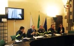 Firenze: le attività dei vigili del fuoco per celebrare il 50° dell'alluvione (video)