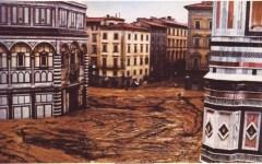 L'alluvione del 4 novembre 1966: l'Arno devastò Firenze e la Toscana con un'onda alta sei metri (Foto)