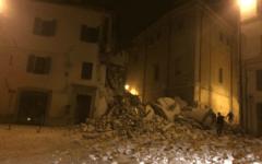Terremoto: il governo stanzia 40 milioni per l'emergenza. Renzi in visita nelle Marche