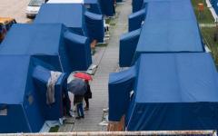 terremoto, Marche: smantellate le tendopoli, restano solo 40 posti occupati a Borgo di Arquata