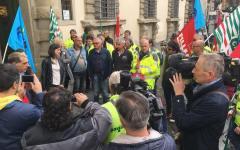 Firenze: sciopero dei lavoratori autostradali, ricevuti in Regione