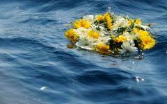 Migranti: Alfano a Lampedusa commemora le 350 vittime del naufragio del 3 ottobre 2013