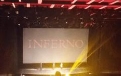 Firenze: «Inferno» per duemila invitati. Tutti in coda sotto la pioggia per entrare al Teatro dell'Opera