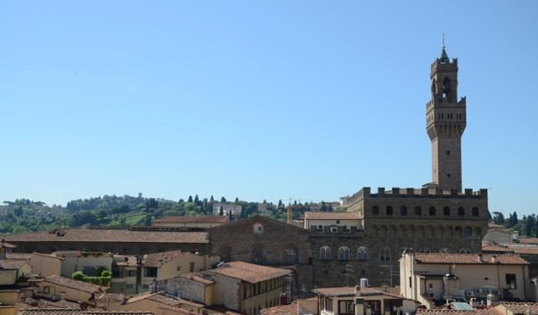 Torre Arnolfo Palazzo Vecchio da sito Comune