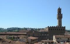 Firenze: Palazzo Vecchio chiuso il 14 ottobre. Si presenta la fiction Rai «I Medici» con Dustin Hoffman