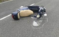 Firenze: vespista 30enne cade e muore in via Campo d'Arrigo