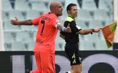 Calcio: Empoli travolgente (4-0) a Pescara con due reti di Maccarone. Pagelle