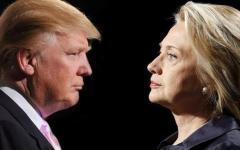 Presidenziali Usa: a quattro giorni dal voto (8 novembre) Clinton scende sotto i 270 elettori necessari per il successo