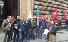 Firenze, morti sul lavoro: sciopero e manifestazione degli edili in tutta la regione