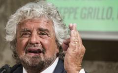 Referendum, scontro Grillo - Renzi: Il Si è il killer dei nostri figli (video). Risposta, è in difficoltà per le firme