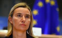 Trump Presidente: mogherini, interesse dell'unione europea è quello di continuare la collaborazione con gli Usa