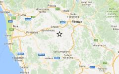 Terremoto, Montespertoli: scossa di magnitudo 2.3. La terza in tre giorni in Valdelsa
