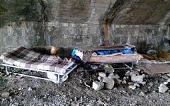 Firenze: nuovo sgombero di bivacchi abusivi lungo il Mugnone, nella zona Ponterosso