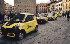 Firenze: prima città in Italia per la diffusione di veicoli elettrici