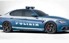 Roma: Jeep renegade e Alfa Romeo Giulietta, presentate le nuove auto della polizia