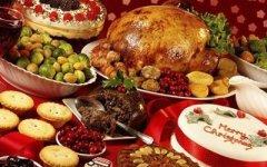 Natale 2016: per la cena della Vigilia ed il pranzo spesa media di 104 euro a famiglia