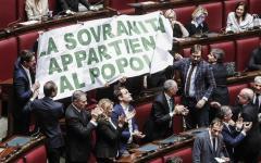 Governo: Gentiloni ottiene la fiducia alla Camera (368 si e 105 no). Le opposizioni (M5S, Ala, Lega) sull'Aventino