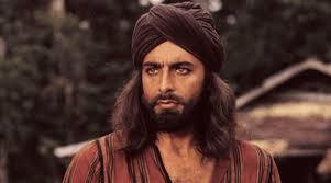Kabir Bedi nei panni di Sandokan