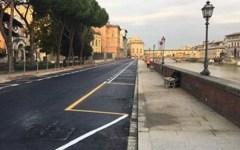 Voragine lungarno Torrigiani: Nardella, i danni li pagherà Publiacqua, non i cittadini con le bollette
