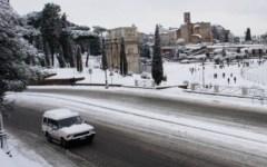 Maltempo in Toscana: neve in arrivo anche a basse quote. Codice giallo in tutta la regione fino alle 24 di venerdì 13