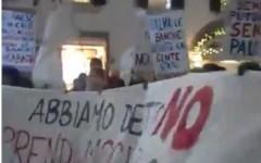 Firenze: il Comitato «Firenze dice No» manifesta contro il governo fotocopia