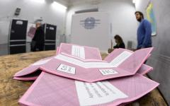 Referendum: affluenza alle 12   al 20,05%. In Toscana 22,17%, a Firenze 24,92%
