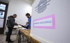 Referendum: Vince il No con il 59,11% (19.419.507 voti), il Si si ferma al 49,89% (13.432.208)