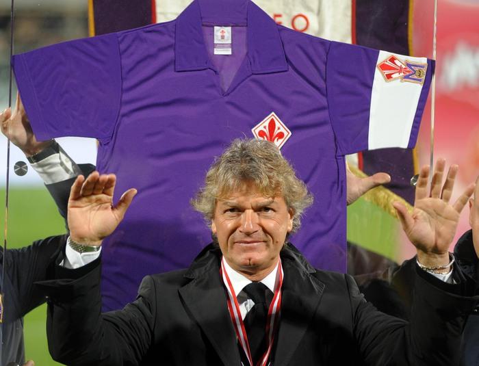 Fiorentina, Giancarlo Antognoni torna in casa gigliata