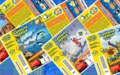 Lotteria Italia: quasi 9 milioni di biglietti venduti, incasso di oltre 44 milioni di euro. Premi per 29 milioni