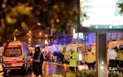 Istanbul: 39 morti in un night, uomo armato fa strage a colpi di kalashnikov