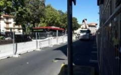 Firenze, tramvia: lunedì 9 gennaio scatta il ribaltamento del cantiere in via Corridoni