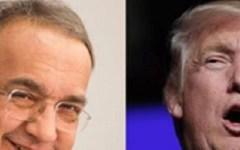 Washington: Trump a colazione con Marchionne e i Ceo di di Ford e Gm
