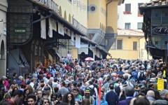 Firenze: meno turisti mordi e fuggi, più presenze di qualità