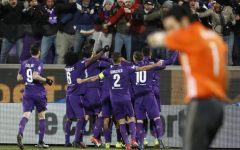 Grande Fiorentina: battuta la Juve (2-1) con gol Badelj e Kalinic (che non va ceduto). Pagelle (Foto)