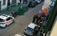 Firenze: controlli a esercizi commerciali in via Palazzuolo della Polizia municipale e ispettorato del lavoro
