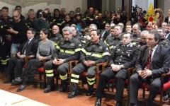 Firenze: Pegaso d'argento della regione ai vigili del fuoco della Toscana