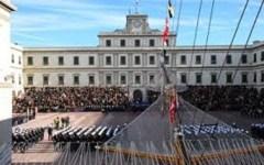 Livorno: porte aperte all'Accademia navale. Il 9 febbraio scade il termine per la domanda del concorso allievi ufficiali