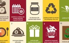 Spreco alimentare: nella giornata nazionale di prevenzione esce il decalogo dell'enea